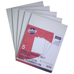 Hilroy Letter quad Writing Pads