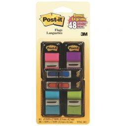 """Post-It Flags 1"""" Value Pack With Bonus Arrow Flags"""