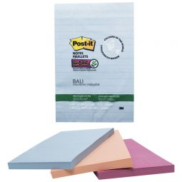 """Post-It Super Sticky Recycled Notes 4"""" X 6"""""""