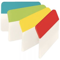 """Post-It Filing Tabs 2"""" Angled"""