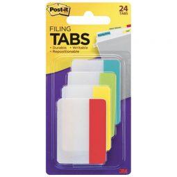Post-It Filing Tabs 2' Flat