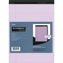 Large Ruled Notepad