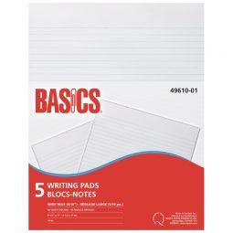 Basics® Writing Pads