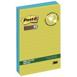 Post-It Super Sticky Notes