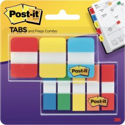 Post-it® Flags Combo Pack