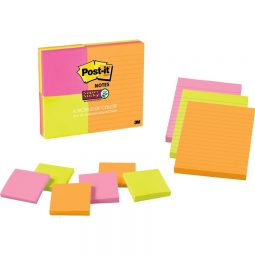 Post-it® Super Sticky Notes Combo Packs