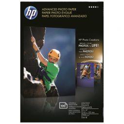 "HP Advanced Photo Paper Glossy 4"" X 6"""