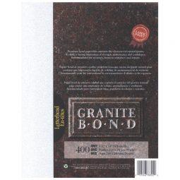 St. James Paper Company Granite Bond Paper Letter Grey