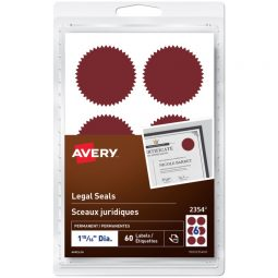 Avery® Legal Seals