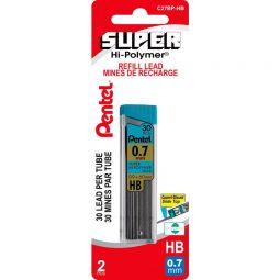 Pentel® Super Hi-Polymer® Pencil Leads