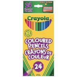 Crayola Coloured Pencils
