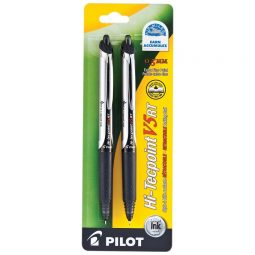 Pilot® Hi-Tecpoint Retractable Roller Pen. 0