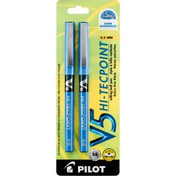 Pilot Hi-Tecpoint V5 Roller Pen 0.5 mm Blue