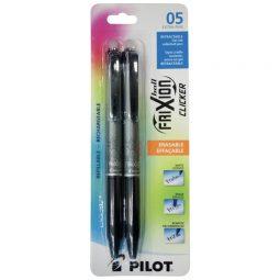 Pilot® FriXion® Clicker Retractable Erasable Gel Pen. 0