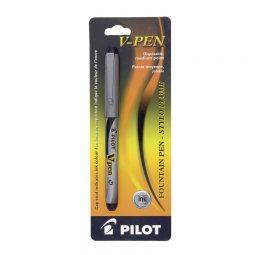 Pilot® V Pen Disposable Fountain Pen