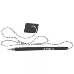 """Merangue Stay Put Pen With 24"""" Chain"""