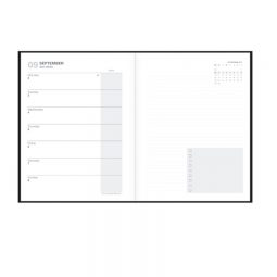 2021 Quo Vadis Note 21 Weekly Diary