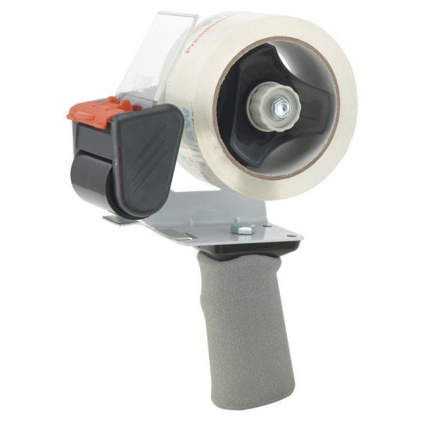 Basics Premium Tape Gun Dispenser With Tape Roll