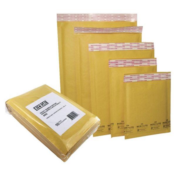 Jiffy-Lite Cushioned Mailers #00