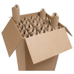"Shipping Tube 2"" x 24"" Box of 25"