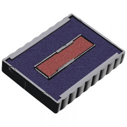 Trodat Replacement Cartridge For 4750 Blue/Red