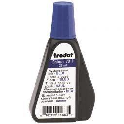 Trodat 7011 Premium Ink 28 Ml Blue
