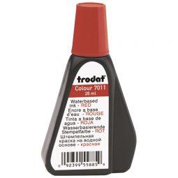 Trodat 7011 Premium Ink 28 Ml Red