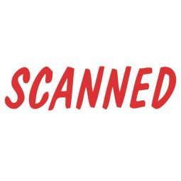 Trodat Printy 4911 Self-Inking Message Stamp