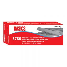 Basics Premium Stardard Staples