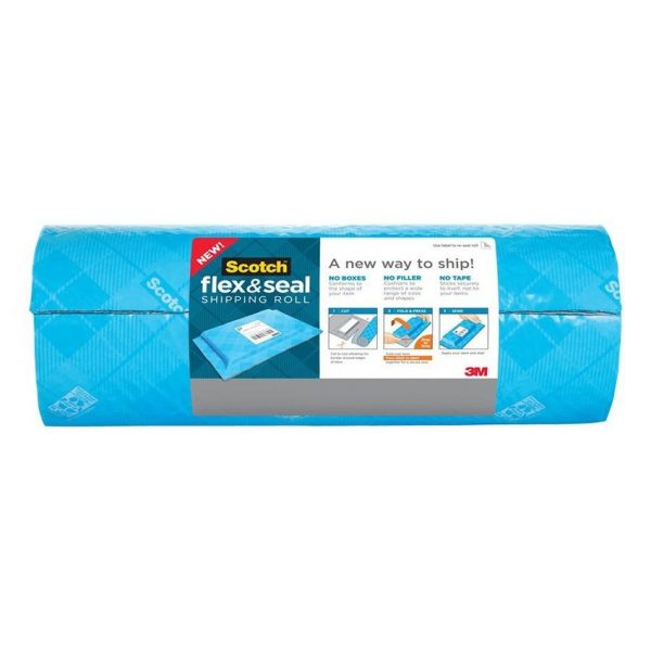 Scotch® Flex and Seal Shipping Roll