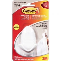 Command™ Double Hooks