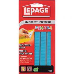 Lepage Fun-Tak Mounting Putty