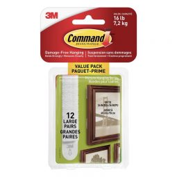 Command™ Adhesive Strips