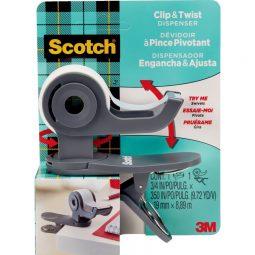 Scotch® Clip Tape Dispenser