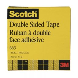 Double Coated Tape 18mm X 33m