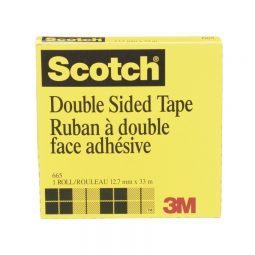 Double Coated Tape 12mm X 33m