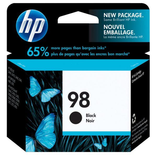 HP Inkjet Cartridge 98