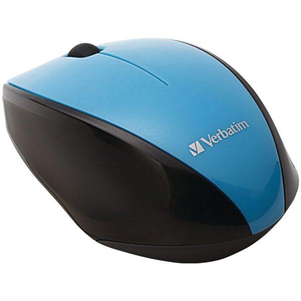 Verbatim Multi-Trac Led Optical Mouse Blue