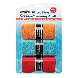 Emzone Microfibre Cleaning Cloths