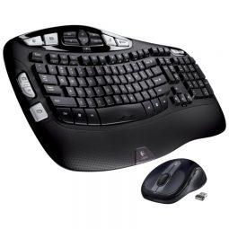 Logitech Wave MK550 Wireless Desktop Combo French