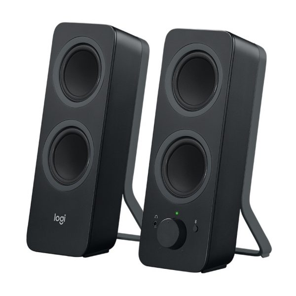 Logitech® Z207 Stereo Speakers with Bluetooth®