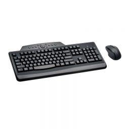 Kensington Pro Fit Media Wireless Keyboard/Mouse Combo