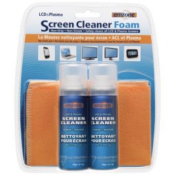 Emzone LCD & Plasma Screen Cleaner Foam Kit