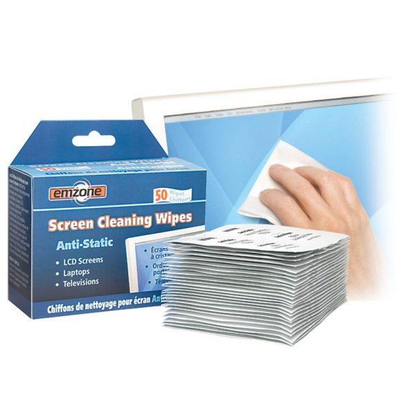 Emzone Screen Cleaning Wipes
