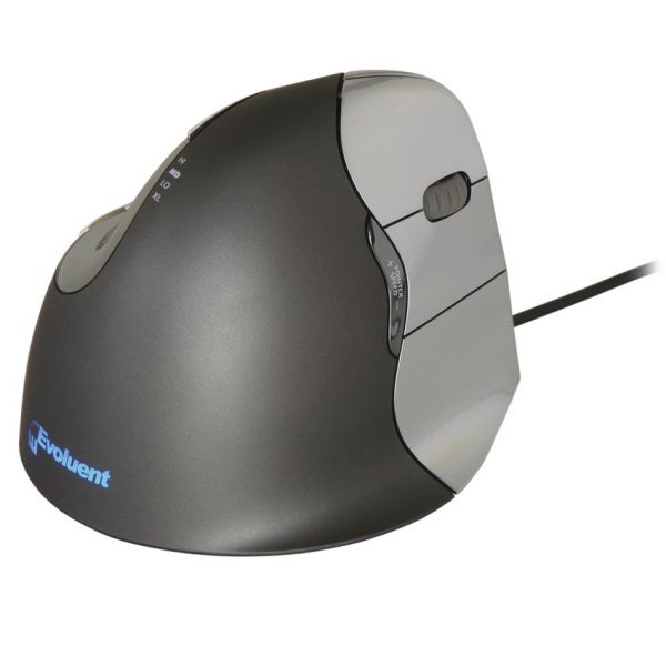 Evoluent Wired Ergonomic Mouse