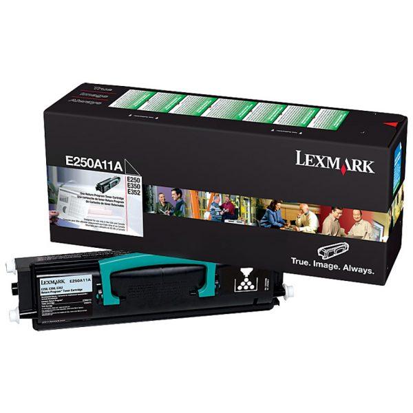 Lexmark Laser Cartridge E250A11A