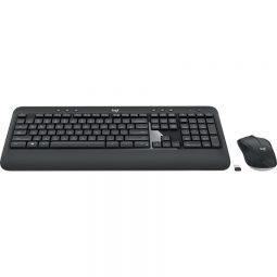 Logitech MK540 Keyboard - Mouse Combo