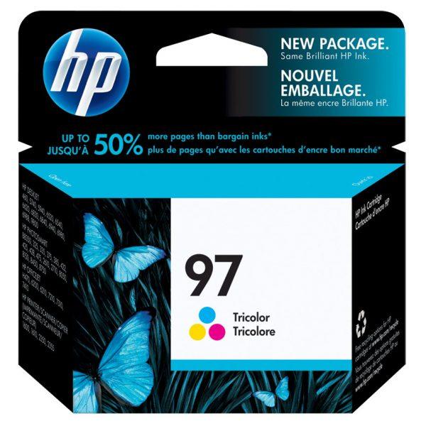 HP Inkjet Cartridge 97