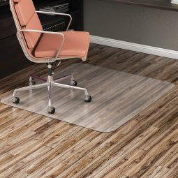 Supermat highest quality chairmats no-studded 46 x 60 rectangular