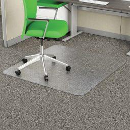 Duramat chairmats studded 46 x 60 rectangulaire